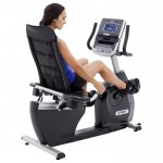 Spirit Fitness XBR95 Step-Thru Recumbent Bike