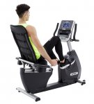 Spirit Fitness XBR25 Step-Thru Recumbent Bike